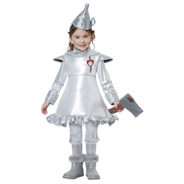Tin Man of Oz Toddler Costume