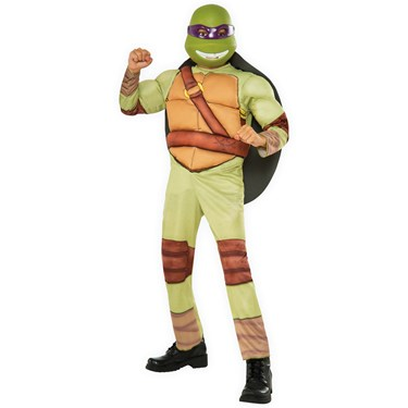 TMNT Deluxe Donatello Costume