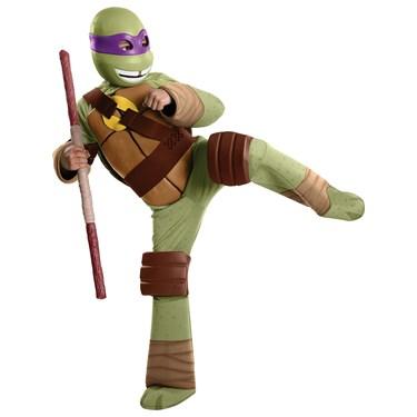 TMNT Donatello Deluxe Boys Costume