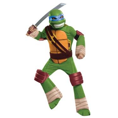 TMNT Leonardo Deluxe Costume