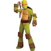 TMNT Michaelangelo Deluxe Boys Costume