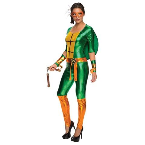 TMNT - Michelangelo Adult Jumpsuit