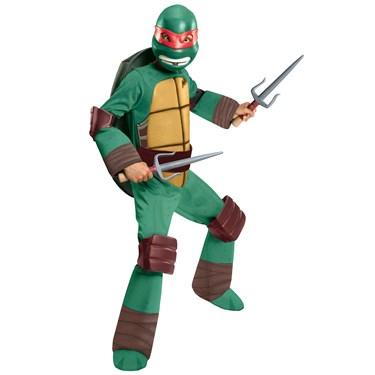TMNT Raphael Deluxe Boys Costume