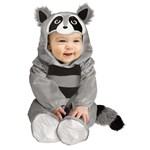 Toddler Baby Raccoon Costume