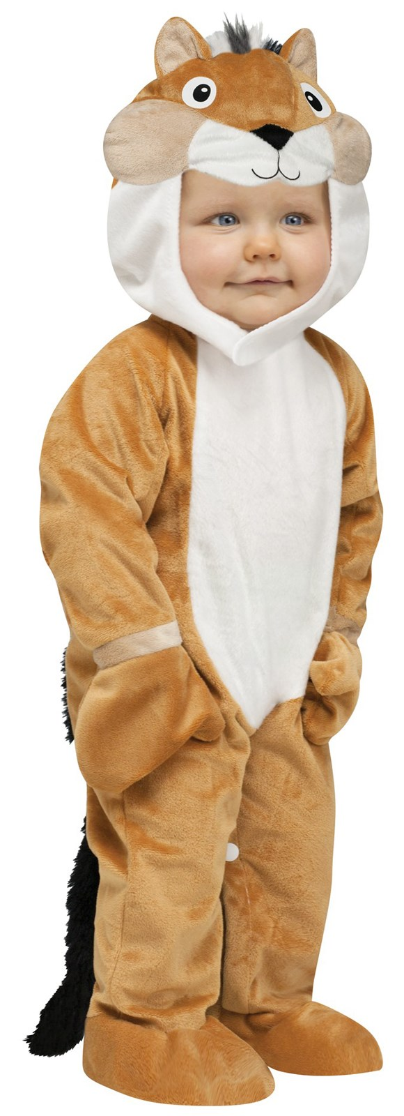 Toddler Chipper Chipmunk Costume | BuyCostumes.com