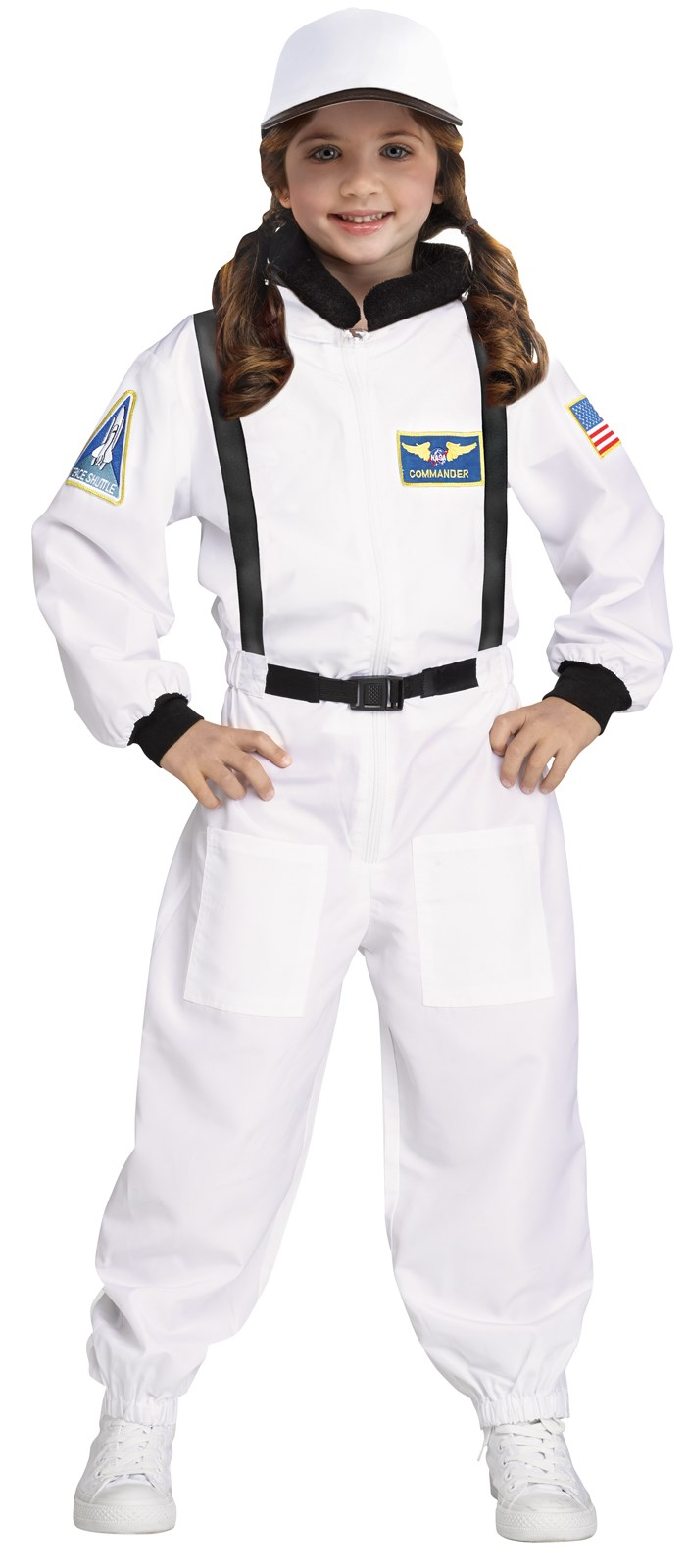 Toddler Deluxe Shuttle Commander Costume