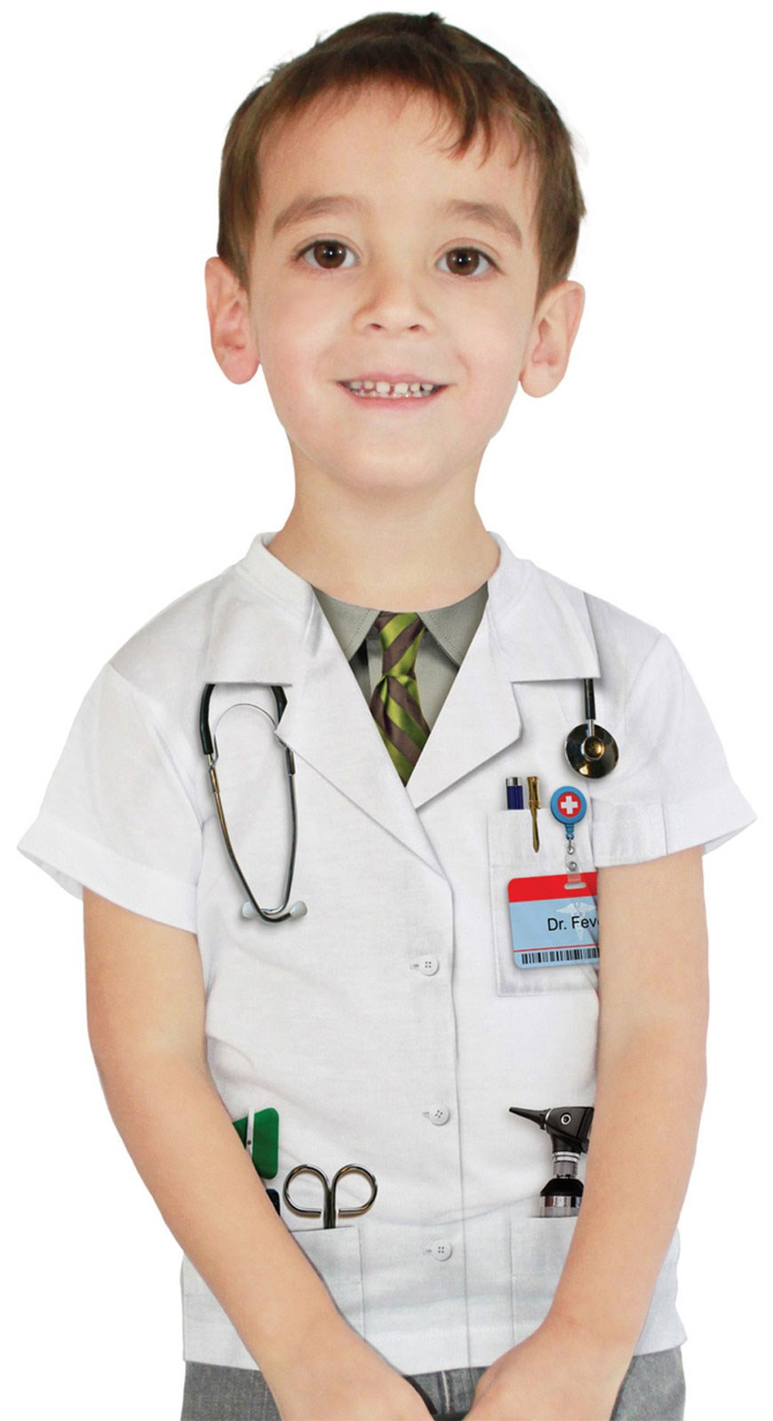 Toddler Doctor Fever T-Shirt