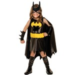 Toddler Girl Batgirl Costume