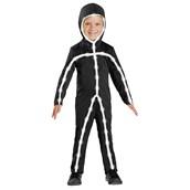 Toddler Light Up Stick Man Costume
