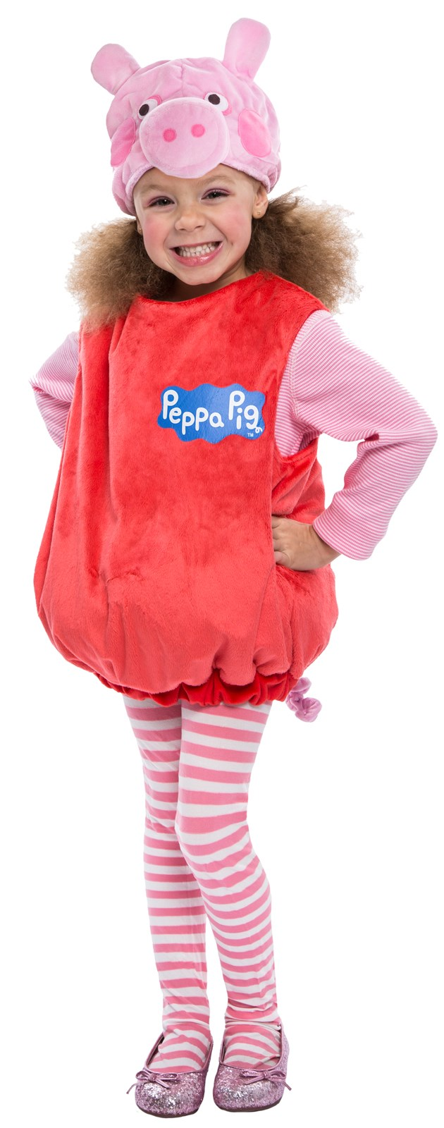 Toddler Peppa Pig Deluxe Costume Buycostumes Com
