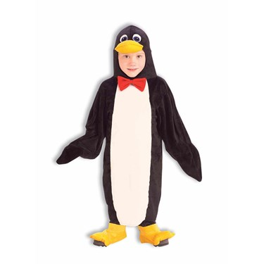 Toddler Plush Penguin Costume