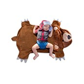 Toddler Swaddle Wings Bear Hunter Costume