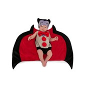 Toddler Swaddle Wings Drooly Drac Costume