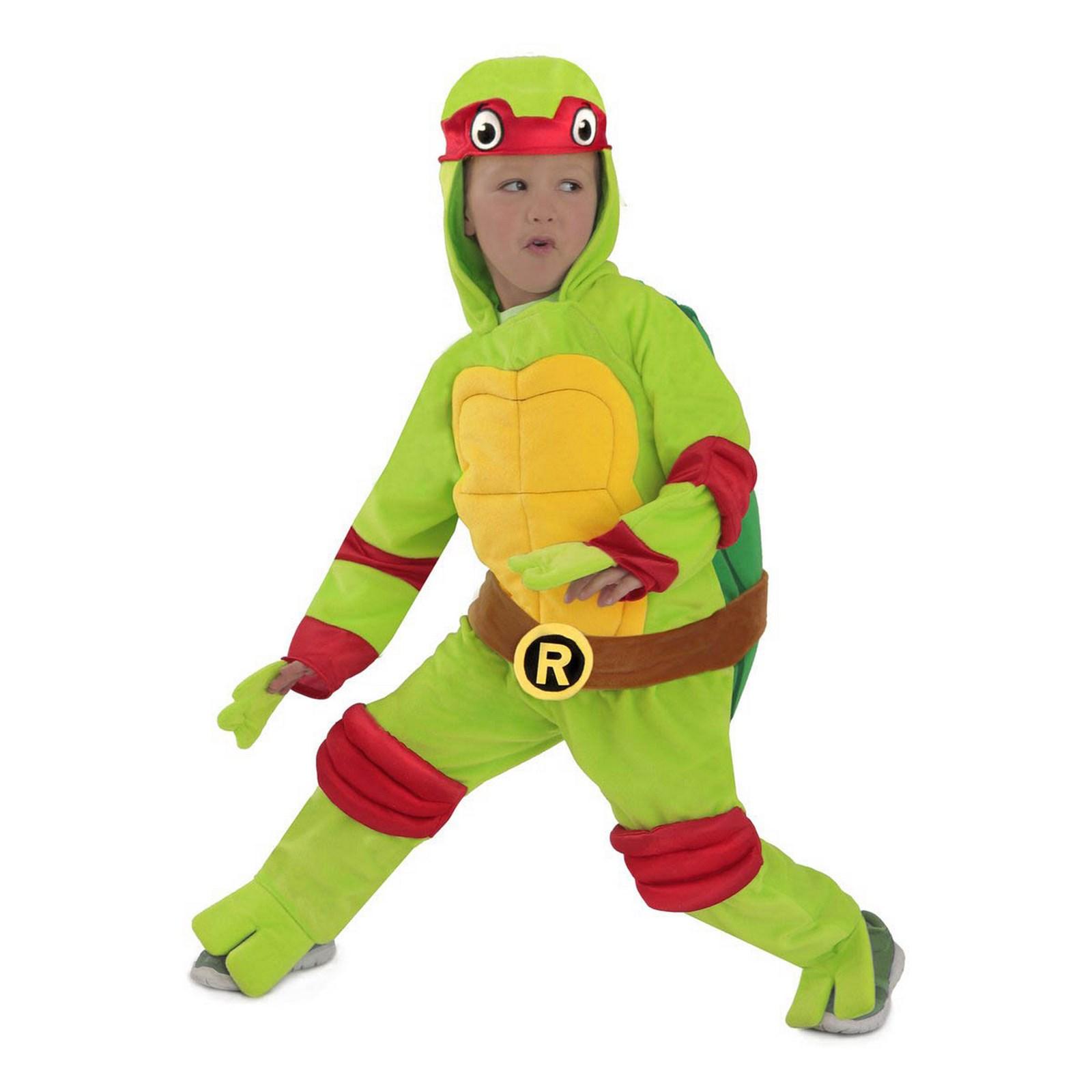 Toddler Teenage Mutant Ninja Turtles Raphael Costume