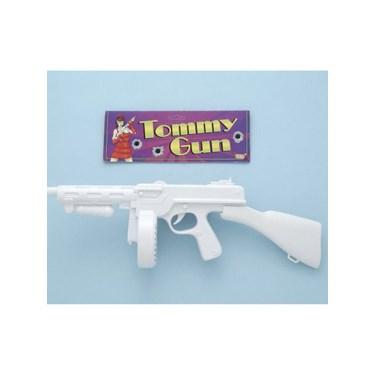 Tommy Gun- White