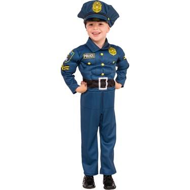 Top Cop Child Costume