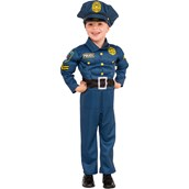 Top Cop Child Costume