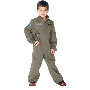 Top Gun - Flight Suit Toddler / Child Costume
