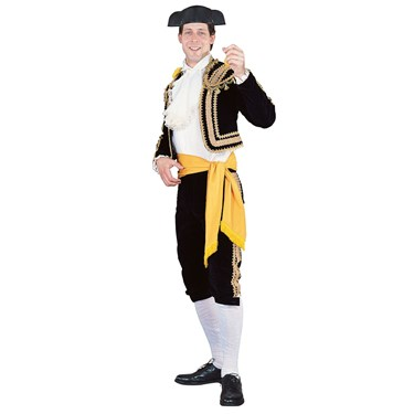 Toreador Man Regency Collection Adult Costume