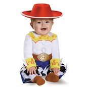 Toy Story Jessie Deluxe Costume For Babies