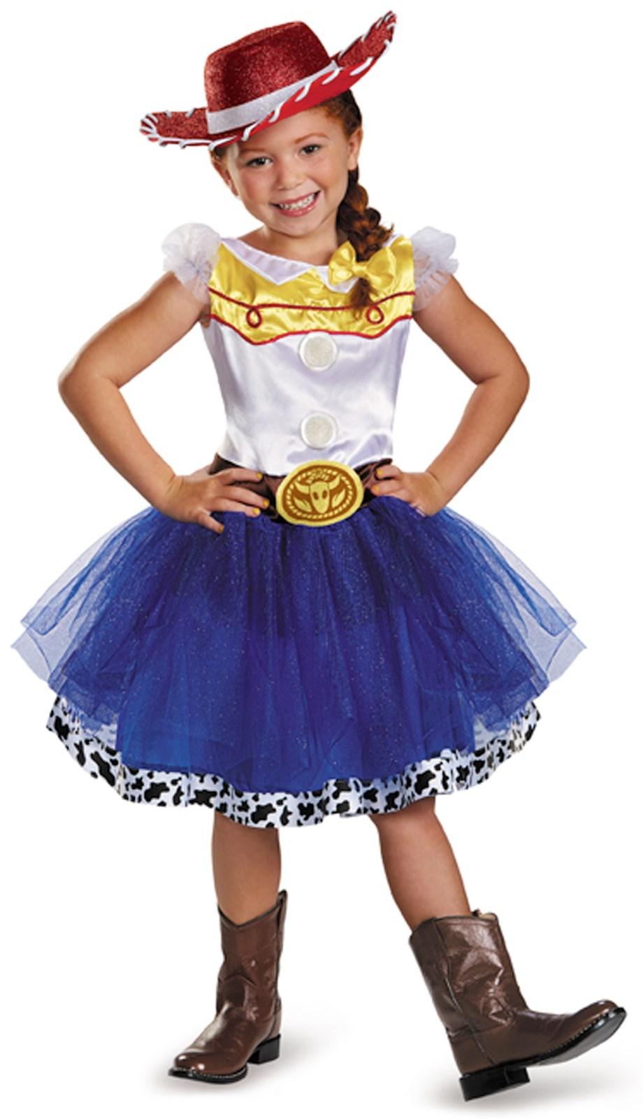 Toy Story Prestige Toddler Jessie Tutu Costume