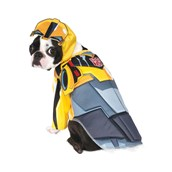 Transformer Deluxe Bumble Bee Pet Costume