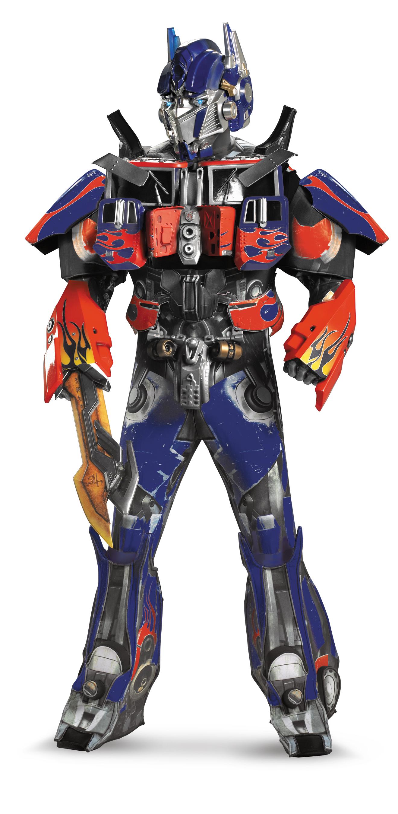 Transformers 3 Dark Of The Moon Movie - Optimus Prime 3D ...