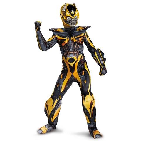 Transformers Age of Extinction - Prestige Bumblebee Kids Costume