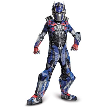 Transformers Age of Extinction -  Prestige Optimus Prime Kids Costume