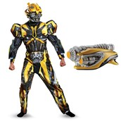 Transformers - Bumblebee Deluxe Adult Costume Kit