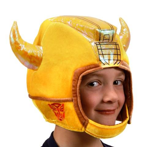 Transformers - Bumblebee Plush Helmet
