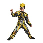 Transformers - Bumblebee  Toddler Muscle Costume