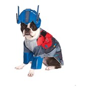 Transformers Deluxe Optimus Pet Costume