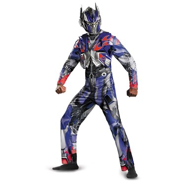 Transformers - Deluxe Optimus Prime Costume