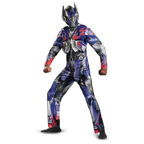 Transformers - Deluxe Optimus Prime Costume