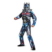 Transformers - Optimus Prime Classic Muscle Child Costume