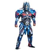 Transformers - Optimus Prime Deluxe Adult Costume