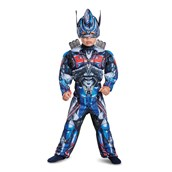 Transformers - Optimus Prime Toddler Muscle Costume