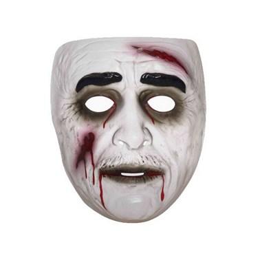 Transparent Zombie Mask Male