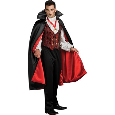 Transylvanian Vampire Adult Costume