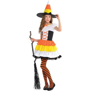 Trick or Treat Witch Child Costume