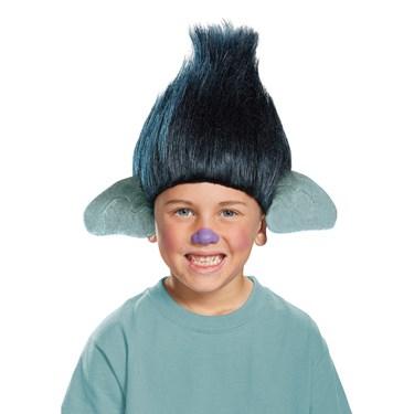 Trolls - Branch True Colors Child Wig