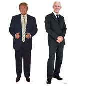 Trump & Pence Stand Ups