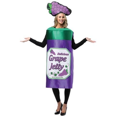 Tunic Adult Jelly Jar Costume
