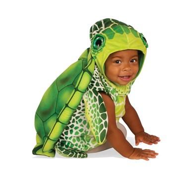 Turtle Infant Costume