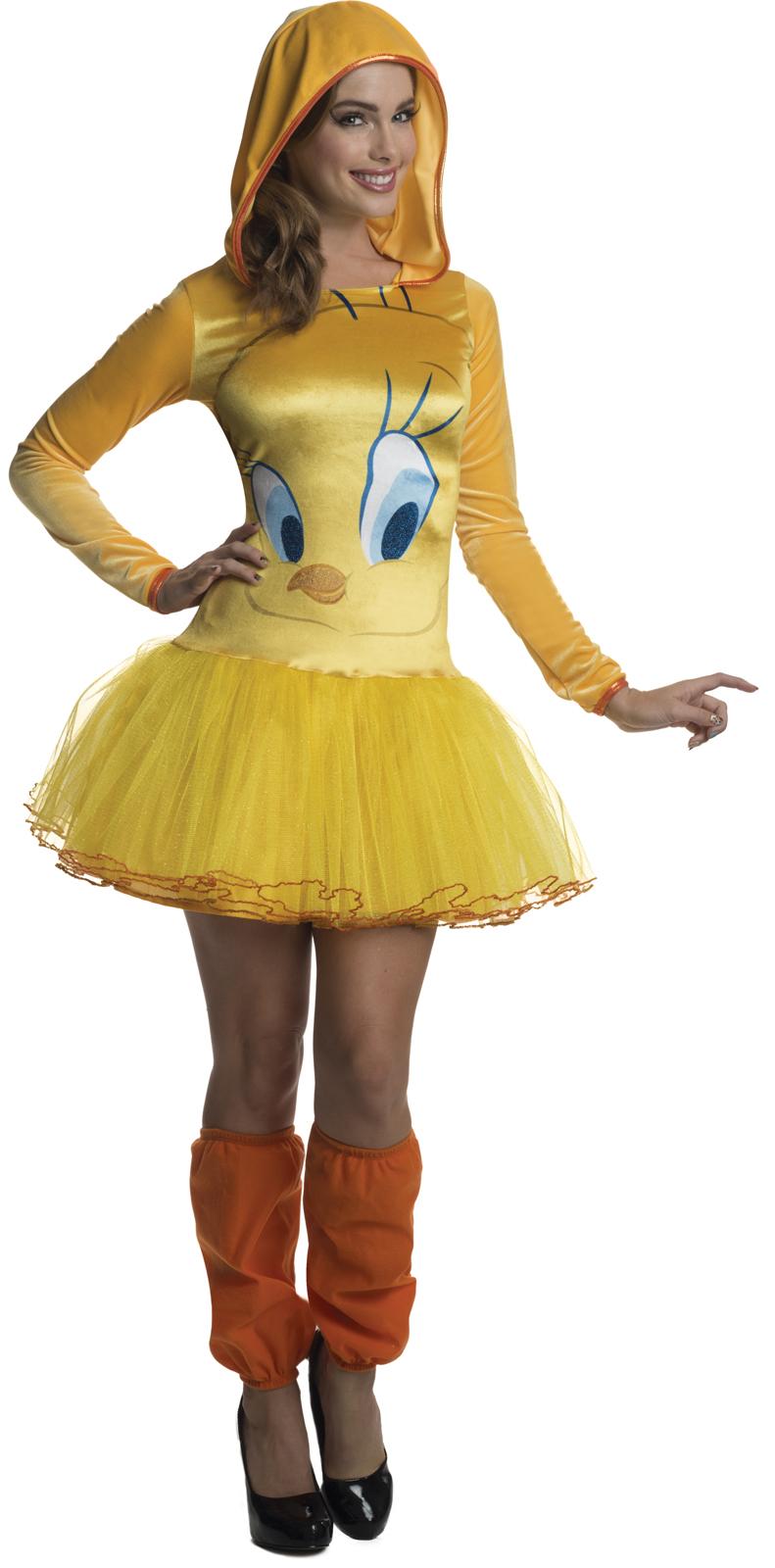Homemade Bird Costume For Women Looney Tunes Costumes ...