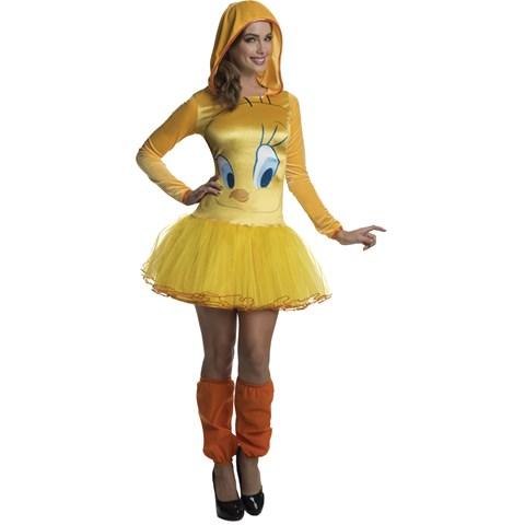 Tweety Bird Costume For Women