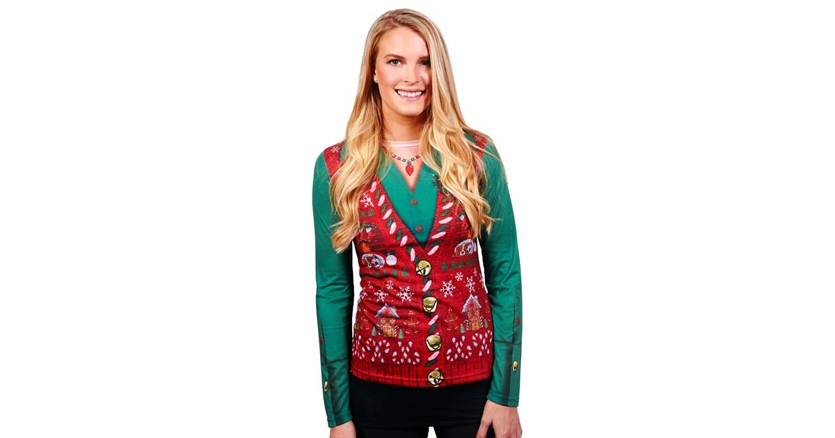 Sweater Vest Ladies 59