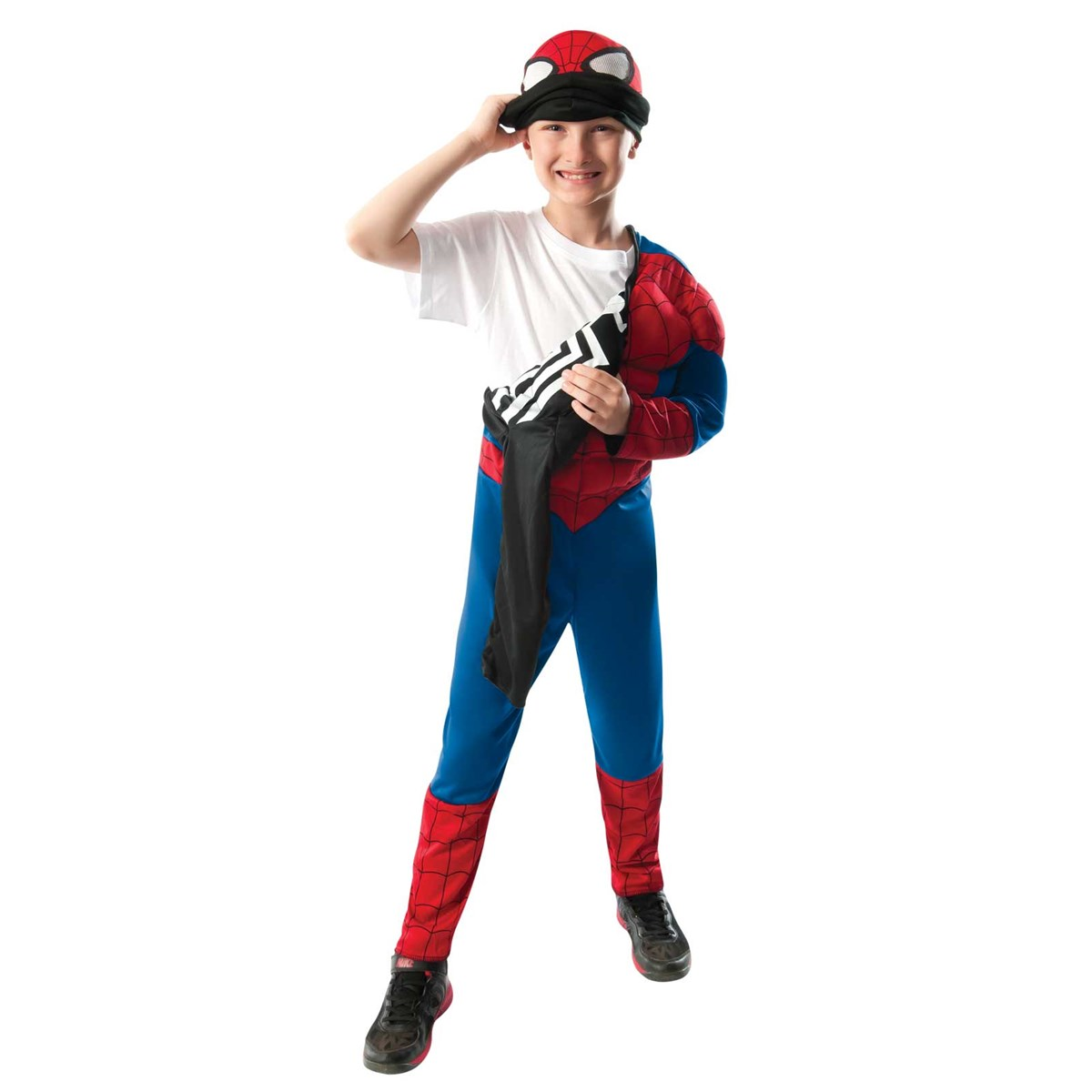 ultimate spider man reversible kids costume buycostumes com