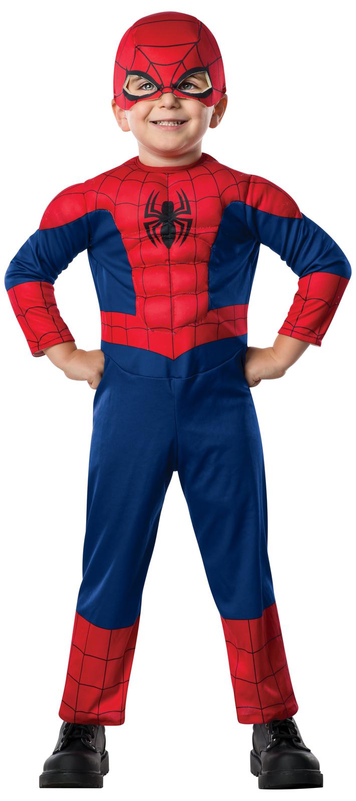 Ultimate Spider,Man Toddler Costume